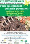 Cultivons demain– Faire un compost – oui mais pourquoi?