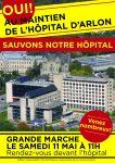 Mobilisons-nous ensemble pour l'hôpital d'Arlon !